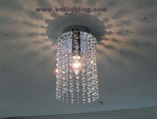 ФОТО modern led ceiling lights for living room crystal ceiling light bedroom LED ceiling lamps for home modern crystal ceiling light