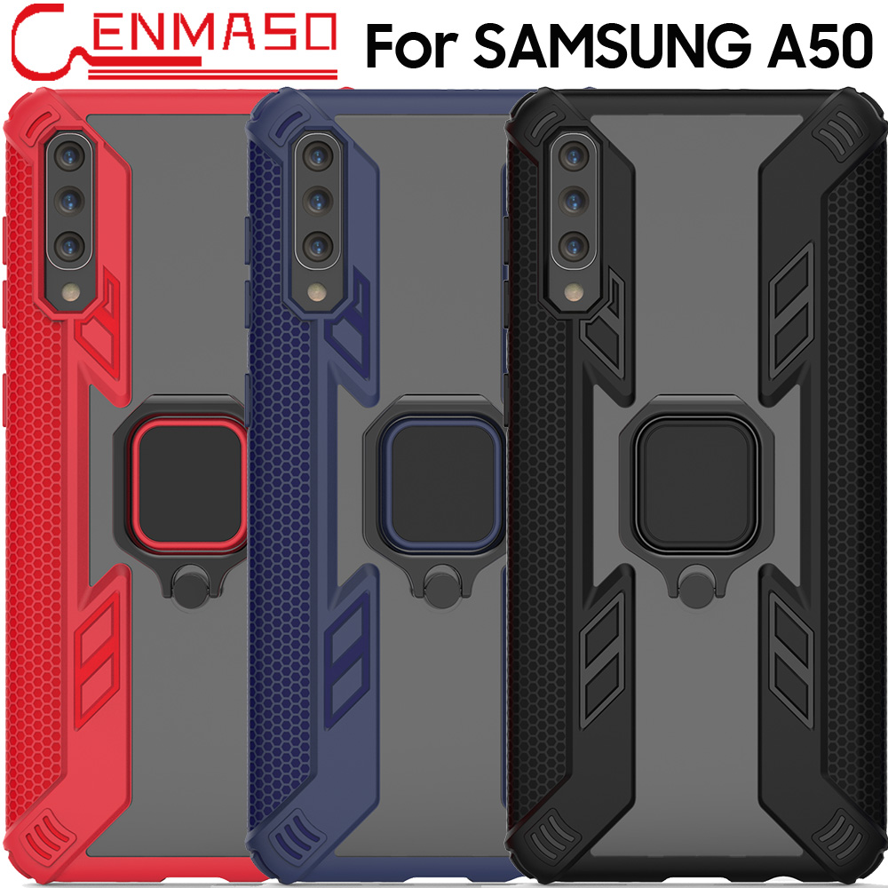 <font><b>A50</b></font> Capa For <font><b>Samsung</b></font> <font><b>Galaxy</b></font> <font><b>A50</b></font> armor case magnetic car holder Cover For <font><b>Samsung</b></font> <font><b>A50</b></font> A 50 2019 <font><b>A505</b></font> A505F SM-A505F clear case image