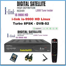 Satellite Receiver DVB-S2 Ilink 9900 Digital Satellite Receiver Support in North American