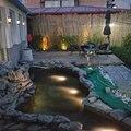RGB Солнечный свет светодиодный подводный свет Солнечная лампа водонепроницаемый открытый Солнечный светодиодный прожектор лампа для сада ...