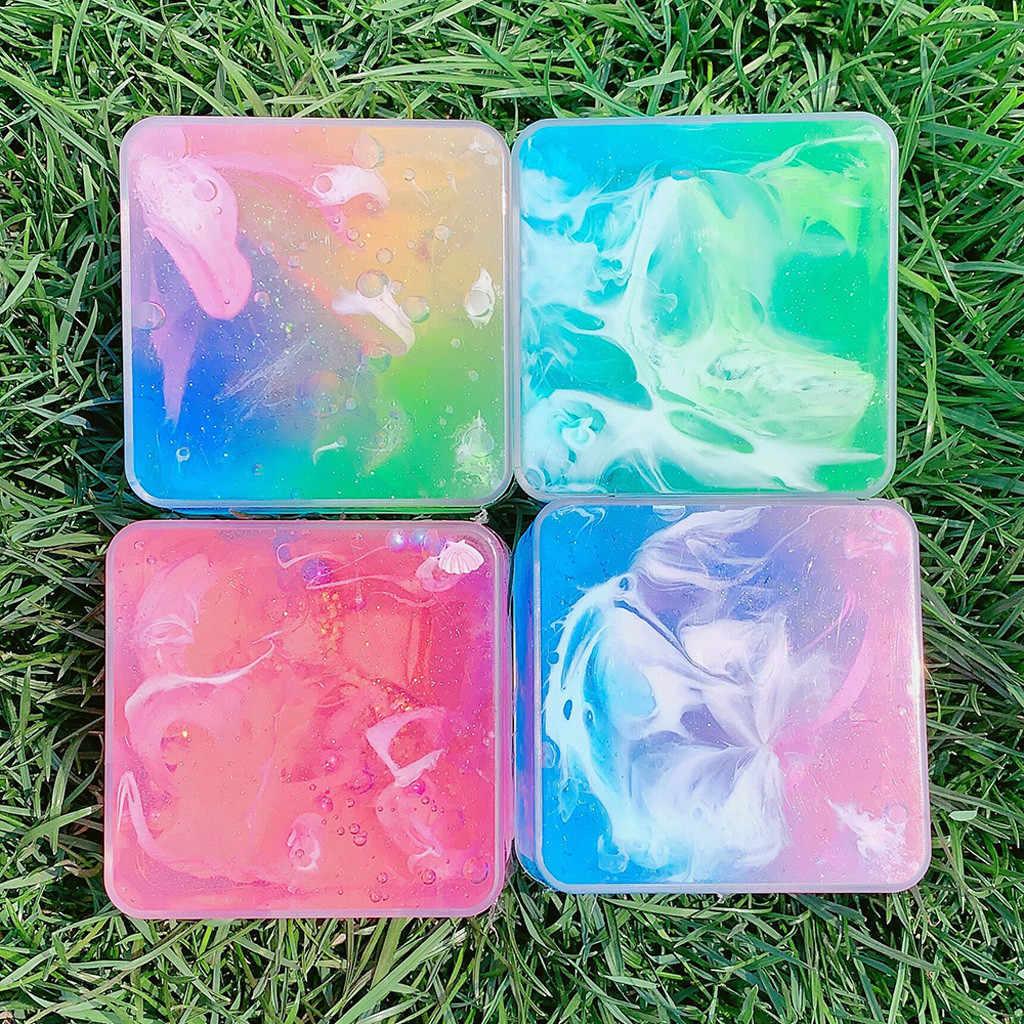 HIINST Poopsie Slime Surprise Красивая Радуга облако слизь вода слизь рельеф детская игрушка мягкий подарок 19APR1