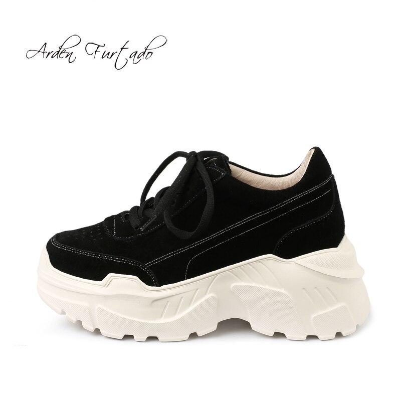 Et Apricot black Automne Augmenté Croix Loisirs Confortable Concise Laçage Mode Mat Printemps Talons Chaussures De A Noir Mocassins 2019 Femmes 54RcLq3AjS
