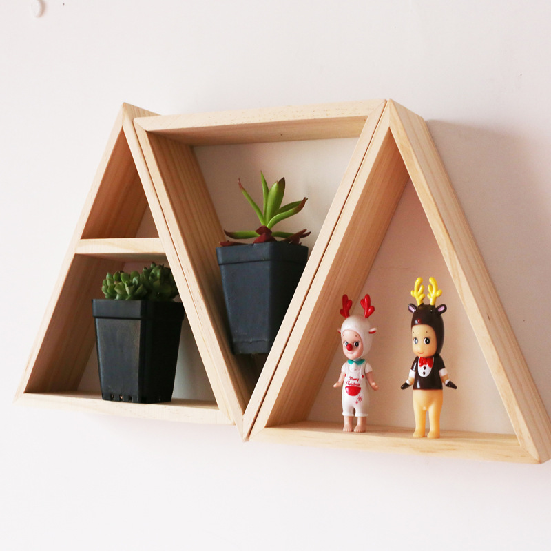 Unclutter In Style: Nordic Style Wooden House Kids Room Decoration
