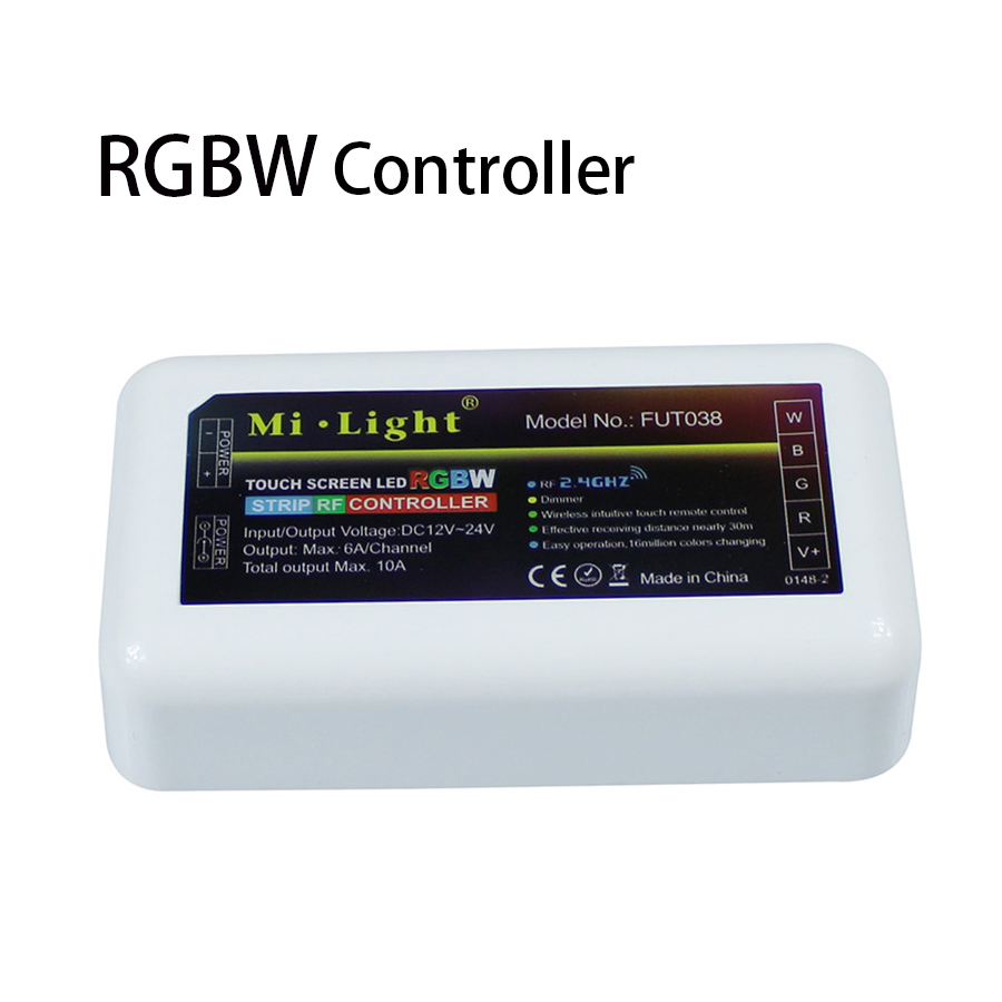 Liberal New Dimmable Mi Light Wireless 2.4g 4-zone Rf Wireless Rgbw Led Controller For For Flexible 5050 3528 Rgbw Led Strip Light Possessing Chinese Flavors Lights & Lighting Lighting Accessories
