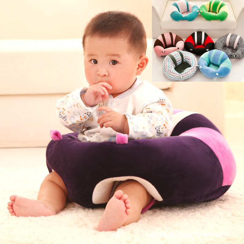 Hot Selling Baby Seat Safety Baby Learning To Sit Sofa Children's Soft Toy Chair Safe And Comfortable Portable Dining Chair