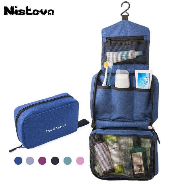 Travel Cosmetic Bag Men Wash Shaving Bag Waterproof Women toiletry Storage Large Capacity Vanity organizer toilet bag makeup kit