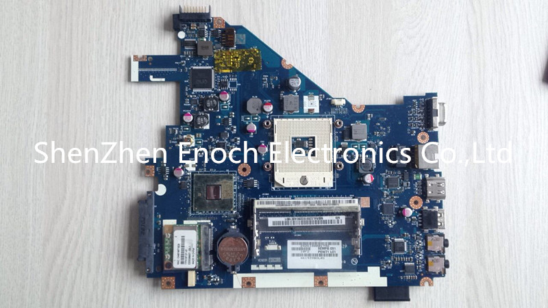 MBRJW02001   for Acer 5742 laptop motherboard Integrated PEW71 LA-6582P         stock No.999 tm8372 8372 integrated motherboard for acer laptop tm8372 8372 mbv060b001 6050a2341701