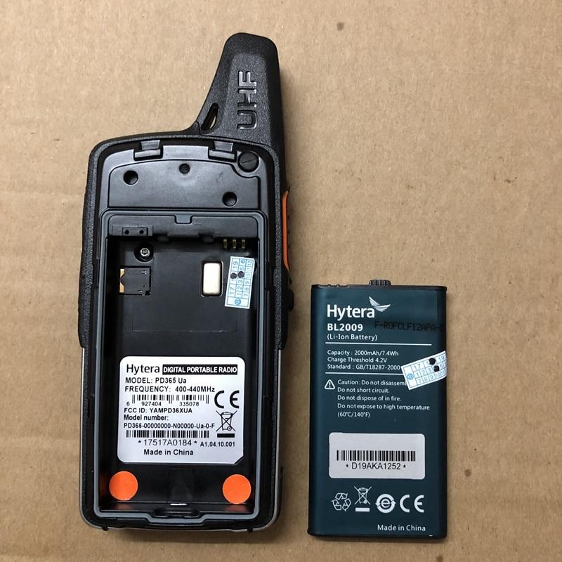 Image 2 - Hytera PD 365 рация 400 4300 МГц/440 470 МГц двухсторонняя цифровая рация-in Рация from Мобильные телефоны и телекоммуникации