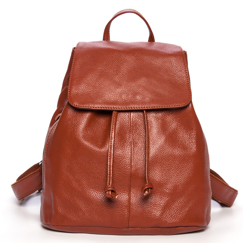 2018 top quality brand fashion black genuine leather backpacks preppy style women backpack 3 28 sale price 2016 new designer brand fashion black genuine leather women s backpacks preppy style women backpack bolsas mochi