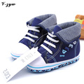 Hot Sale Boys First Walkers Cotton Soles Baby Sneakers Soft Sole Boy Infant Shoes Baby Boys Canvas Shoes Baby Shoes GZ084