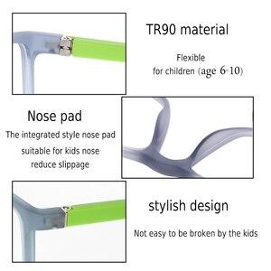 Image 5 - Kirka lunettes TR90 montures de lunettes pour enfants, montures de verre Flexible, doux, optique