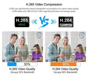 Image 5 - H.265 caméra IP ONVIF P2P 8MP 5 mp