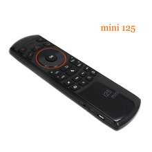 [WeChip] mini i25 K25 Fly Air Mouse 2.4Ghz Russian/English Wireless Keyboard Remote Controller FOR Android TV Box HTPC PC Tablet