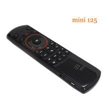 Мини i25 K25 Fly Air Мыши 2.4 ГГц Русский/Английский Беспроводной клавиатура-пульт дистанционного управления для Android ТВ Box HTPC Планшетные ПК
