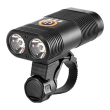 Super bright outdoor 5000 lumen Bicycle light with 18650 built-in batteries USB rechargeable Bicycle light 2*XPE  LED flashlight wosawe 2400 lumens bicycle light with 18650 built in batteries usb rechargeable bike light 2 xml led lamp flashlight 5 modes