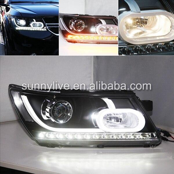 Mazda 3 2009-2014 Chrome Phare avant Projecteur O//S Drivers À Droite