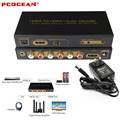 Full HD 1080 P HDMI к HDMI + Audio Decoder Аудио Edid Установка + + Spdif 5.1CH + HP Digital Audio Converter Поддержка 3D ЦИК/HDCP