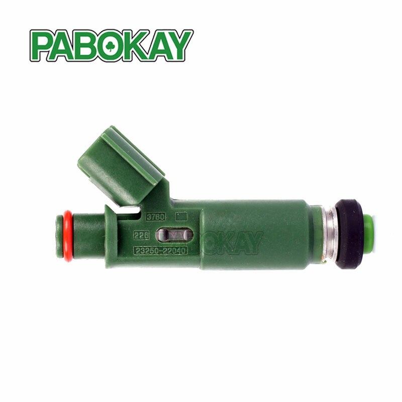 For Chevy Prizm Toyota Matrix Corolla Vibe MR2 Fuel Injector 23250-0D040 23250-22040 232500D040 2325022040 94859505 M548 FJ415