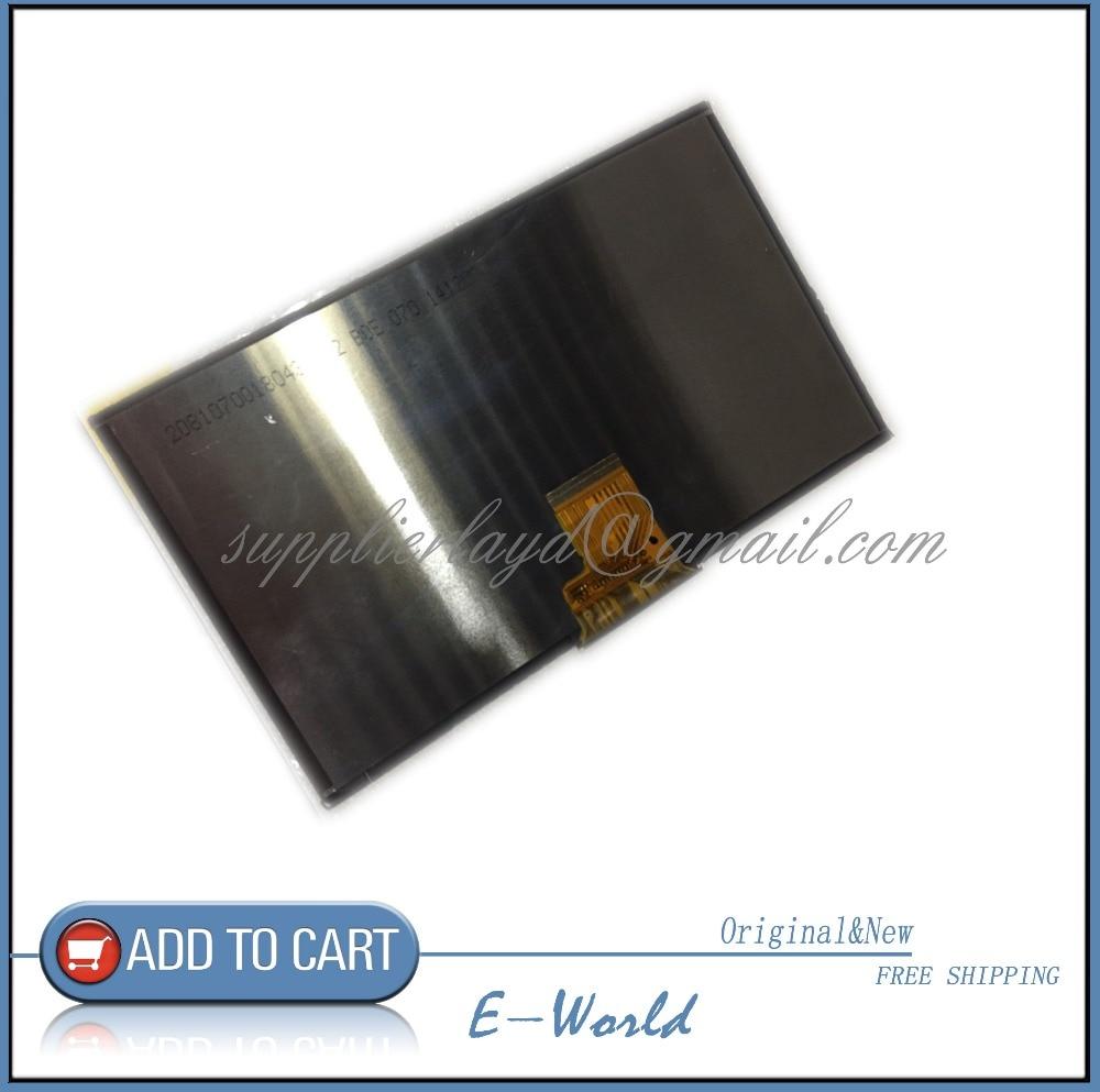 For prestigio multipad 7.0 pmp3007c prestigio multipad 7.0 LCD screen display free shipping