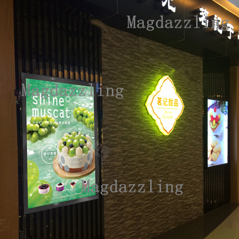 Led Lighted Open Signs Illuminated Displays Board Menu