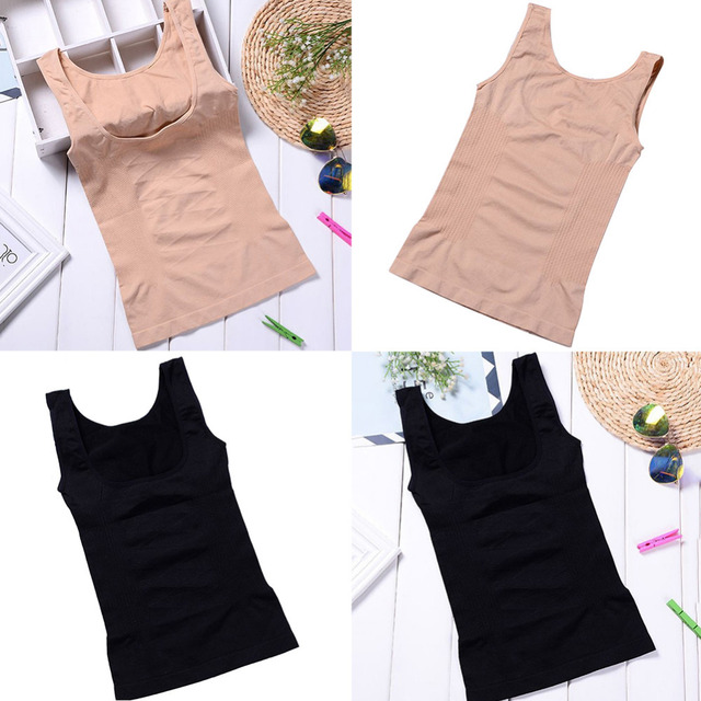 c416abff28f10 IMSHIE Seamless Postpartum Body Shaper Tummy Trimmer Shapewear Thin Postnatal  Recovery Tank Top ( OPP bag packing )