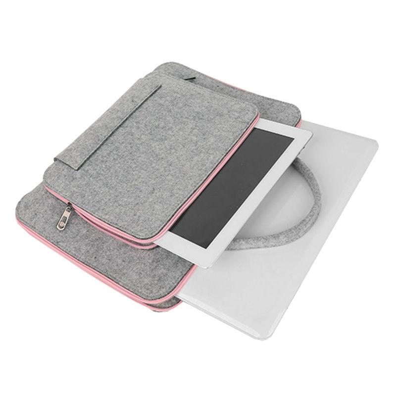 Сумка для ноутбука из шерстяного - Аксессуары для ноутбуков - Фотография 4