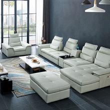 Настоящий секционный диван из натуральной кожи, кресло для гостиной, диван с алоновым слоем, asiento muebles de sala canape, L образный диван cama