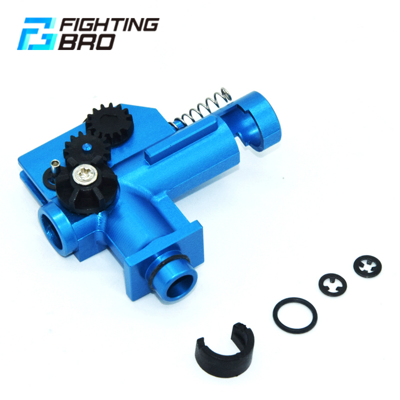 Fighting Bro Hop Up Chamber T Head For AEG Airsoft Air Gun
