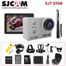 SJCAM SJ7 Star Wifi Action Caméra Ambarella A12S75 4 K 30fps Gyro 2.0 Pouce Écran Tactile Sport Caméscope Plongée SJ 7 Mini DV CAM