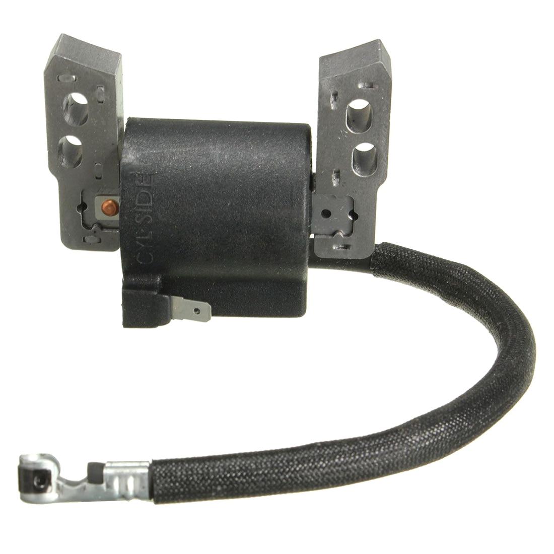 AUTO Lawn Electronic Ignition Coil For Briggs & Stratton 695711 802574 796964 Black