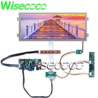 HSD123IPW1-A00 12.3 Ips Led Lcd Display Voor Auto Lcd Schermen 1920*720 Hdmi Vga Lcd Controller Board Testen op Door Een
