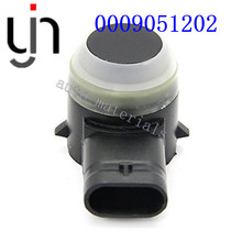 10 piece A0009051202 Ultrasonic Parking Sensor PDC Sensor Distance Control sensor For  W156 W205 W207 W212 C218 W222 R231