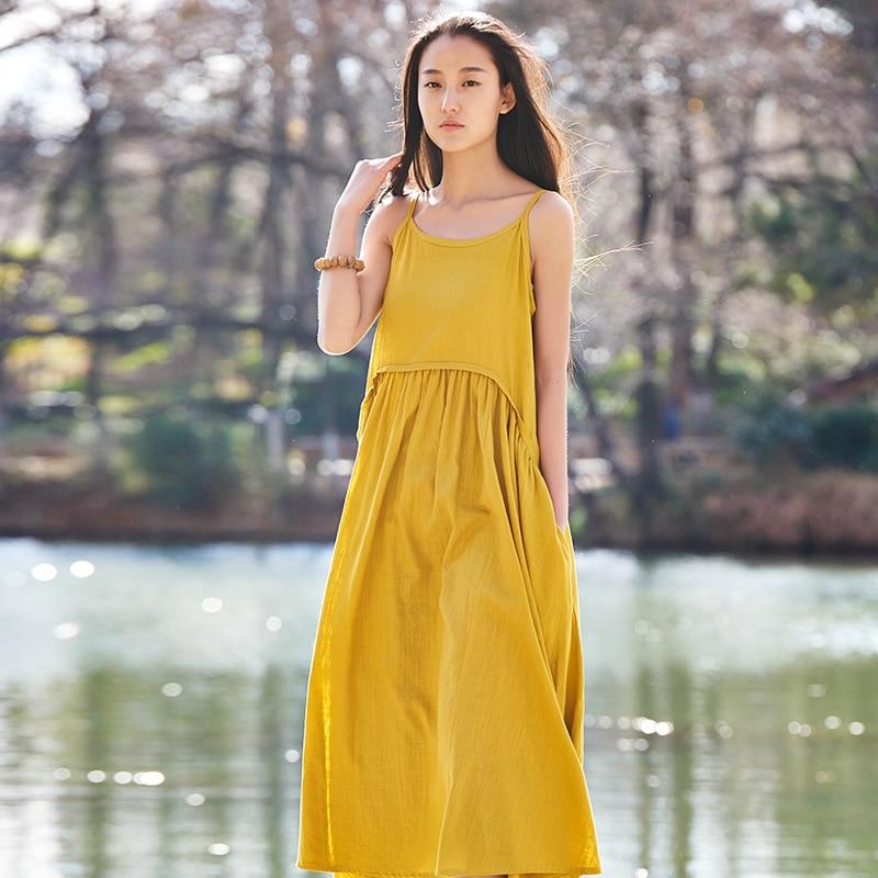 Popular Linen Summer Dresses-Buy Cheap Linen Summer Dresses lots ...