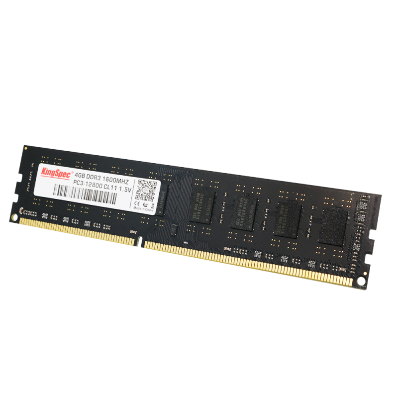 KingSpec memoria ram DDR3 4GB 8GB RAM Memory DDR3 8GB 1600 MHz For Desktop PC DDR3 8GB Memory дефлектор капота rein ssangyong korando 2010 внедорожник евро крепеж