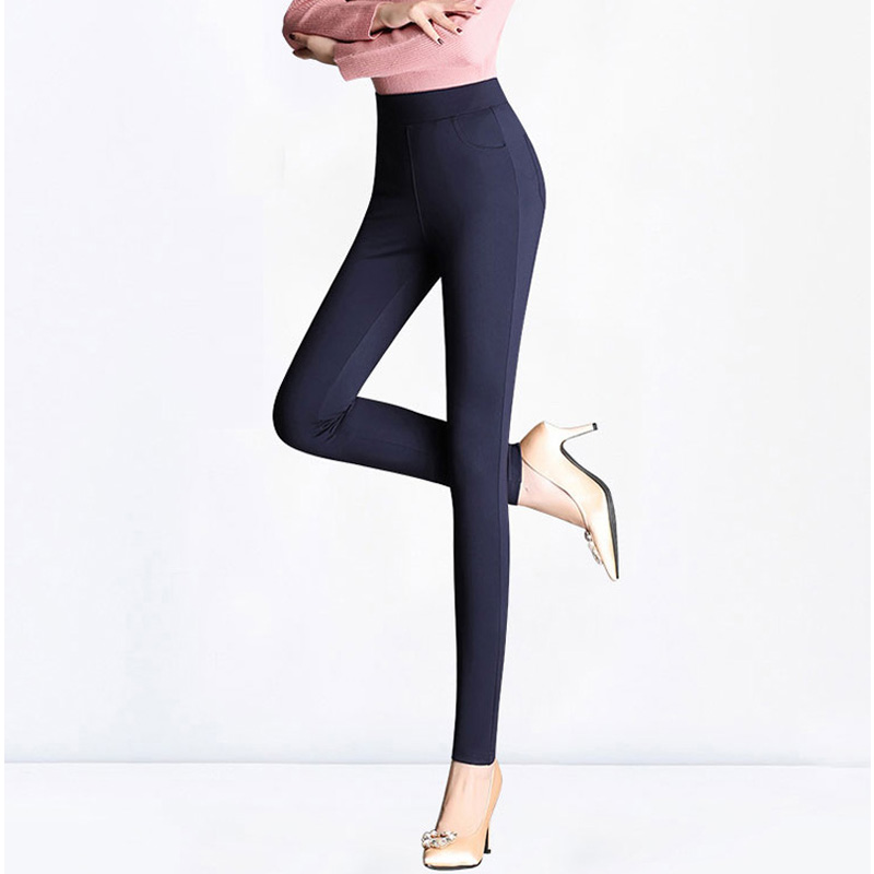 Pants Ladies Black Pantalon