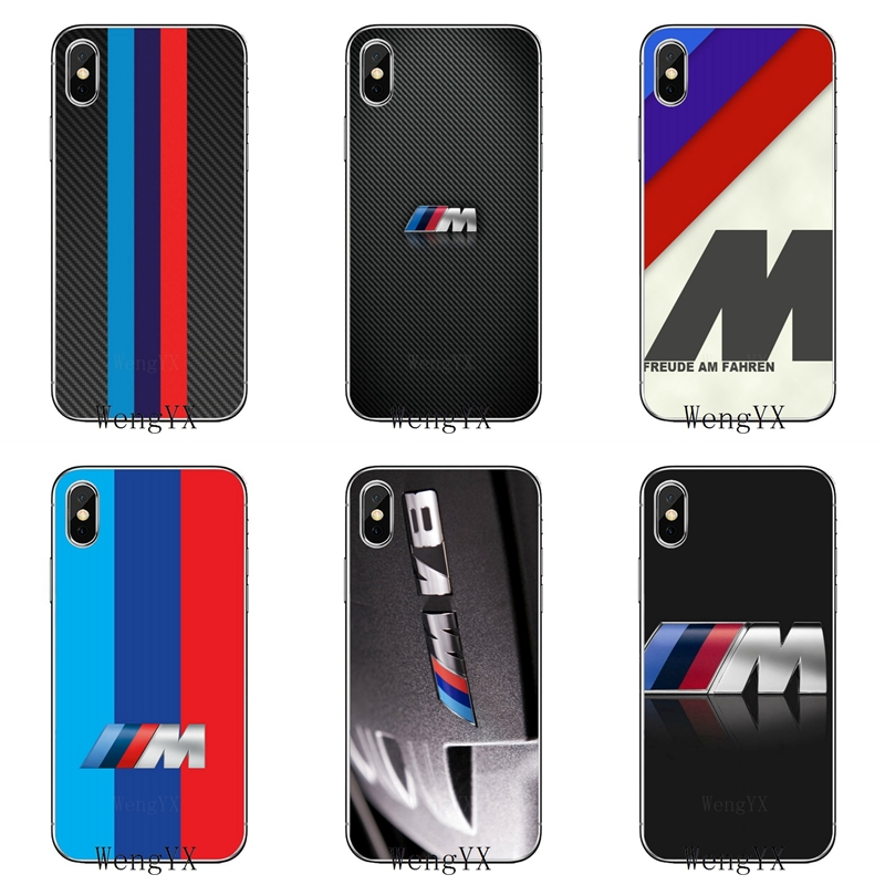 100% Waar Slim Silicone Tpu Soft Phone Cover Case Voor Apple Iphone X Xr Xs Max 8 7 6 6 S Plus 5 5 S 5c Se 4 4 S Sport Auto Bmw 1 Logo