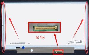 Image 2 - LCD Screen Matrix LP133WH2 TLGA LTN133AT16 LP133WH2 TLA2 B133XW03 V.4 N133BGE L31 LTN133AT20 CLAA133WA01A