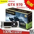 WinFast GTX 970 4 GB de entretenimento com uma placa de vídeo local genuína Bao Shunfeng