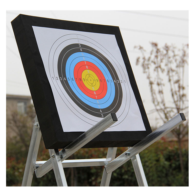 3 PCS /Lot Useful Profession Archery Targets Bow Arrow Gauge Shooting Target Paper Traditional Shooting  Outdoor Sports