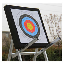 3 PCS /Lot Useful Profession Archery Targets Bow Arrow Gauge Shooting Target Paper Traditional shooting outdoor sports(China)