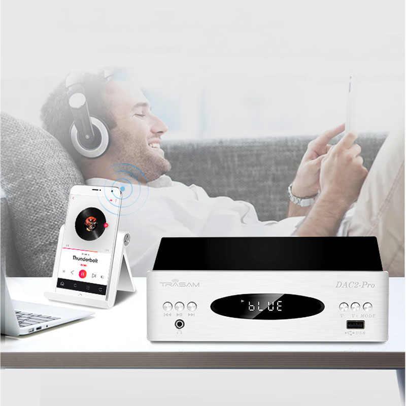 DAC2Pro SA9926 ESS9018K2M Bluetooth 4.2 デジタルプレーヤー U ディスクロスレスデコーダ DSD 64 コンピュータのサウンドカード T0602