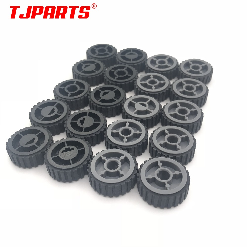 10 Feed Pickup Roller 40X5451 40X5440 For Lexmark E260 E360 E460 E462 X264 X363 X364 X463 X464 X466 For Dell 2330 2350 3330 3333