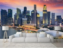 3d wallpaper city bustling night scene wall professional production mural custom photo wallpaper wallpaper wallpaper city guide basel 2012