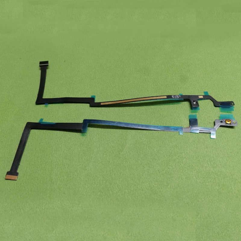 ปุ่ม Home key flex cable ribbon สำหรับ ipad 5 air สำหรับ ipad 5 A1474 A1475 A1476 สุทธิเมนูปุ่มกด
