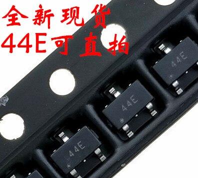 200pcs 100% New Original SMD 44E SOT23 Holzer Element A3144E Sensor Unipolar HAL3144E Switch Mode