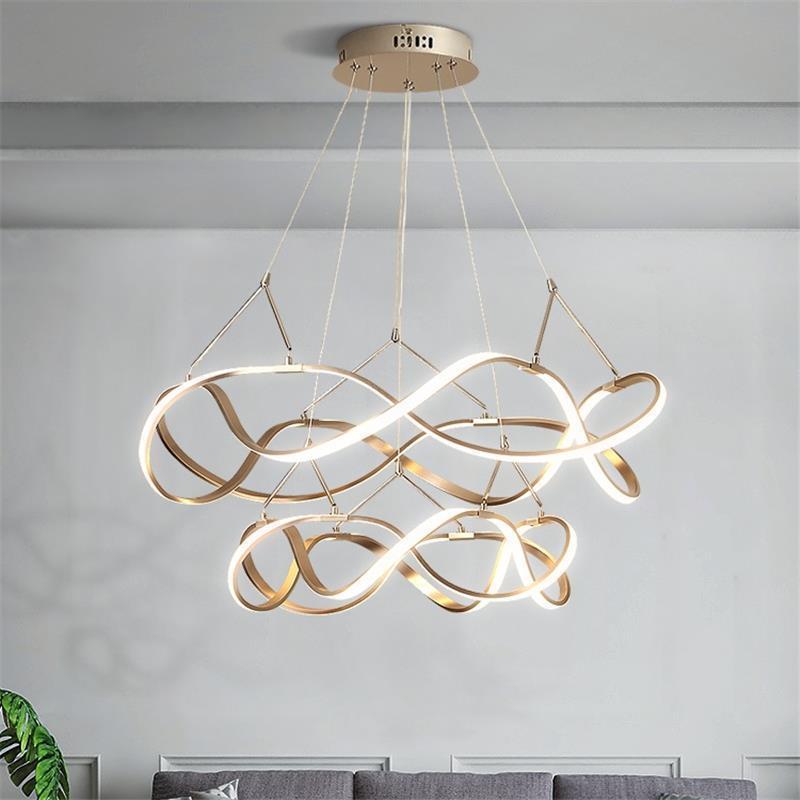 E Par Sala Jantar Lampara De Techo Colgante Moderna Pendente Led Loft Suspension Lampe Luminaria Luminaire Suspendu Suspension