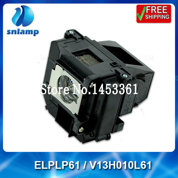 Snlamp Del Proiettore Compatibile Lampada Al Mercurio ELPLP61 V13H010L61 per EB-915W EB-925 EB-925 EB-910W EB-915W EB-D6150 EB-D430Snlamp Del Proiettore Compatibile Lampada Al Mercurio ELPLP61 V13H010L61 per EB-915W EB-925 EB-925 EB-910W EB-915W EB-D6150 EB-D430