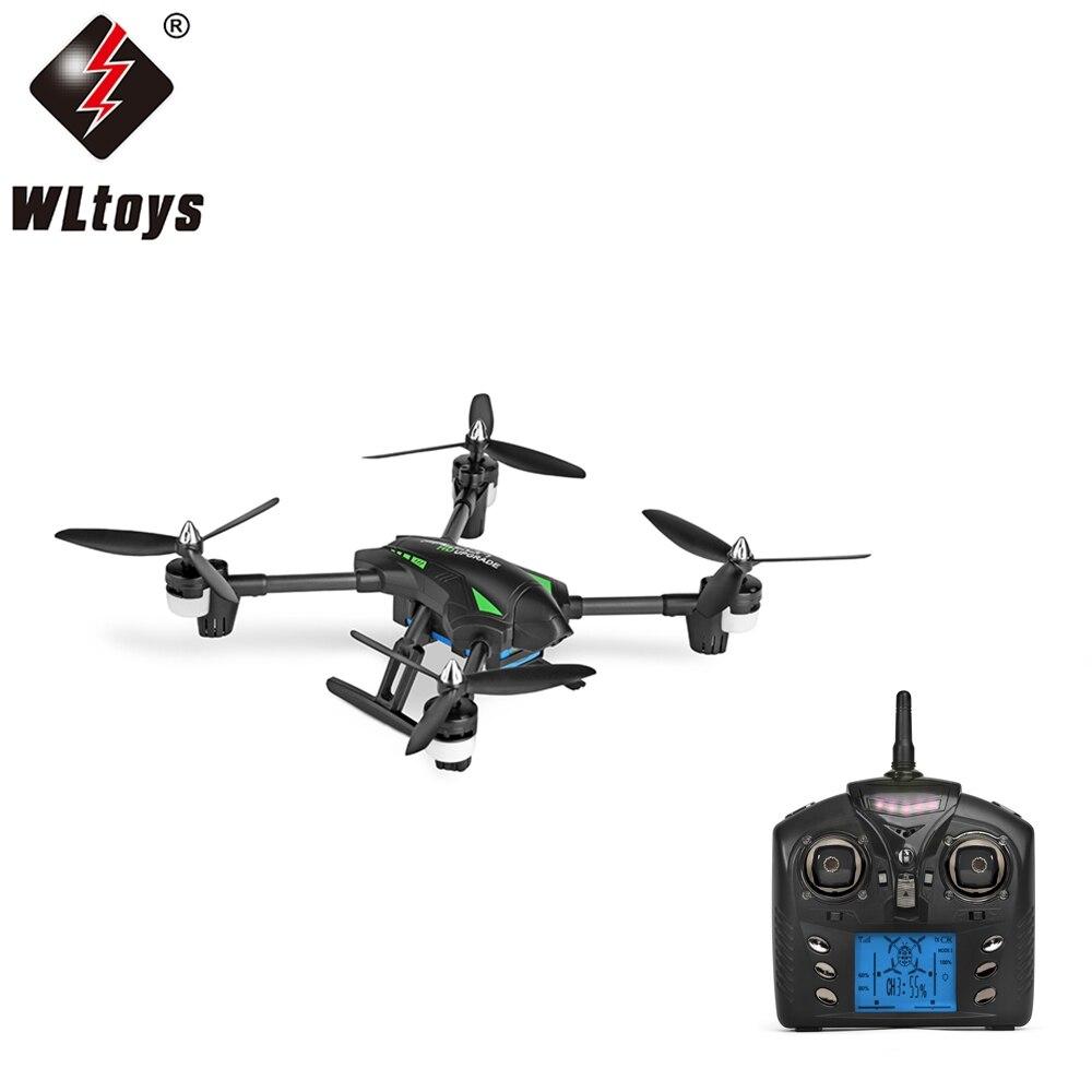 Originale WLtoys Q323-C RC Drone RTF con Fotocamera 2MP 2.4 GHz-axis Gyro Air Press il Mantenimento di Quota Senza Testa modalità