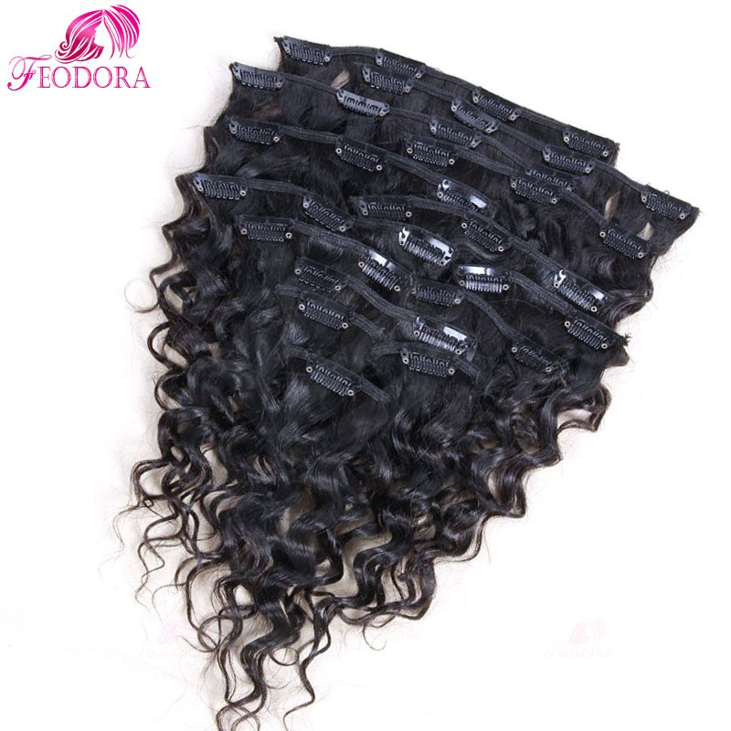 clip in human hair extensions61