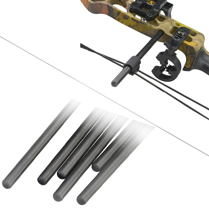 Image 3 - 1pc Archery Compound Bow String Serving Tool Bowstring Suppressor Rod Shooting Bow String Stabilizer Split Rod Hunting Accessori-in Bow & Arrow from Sports & Entertainment